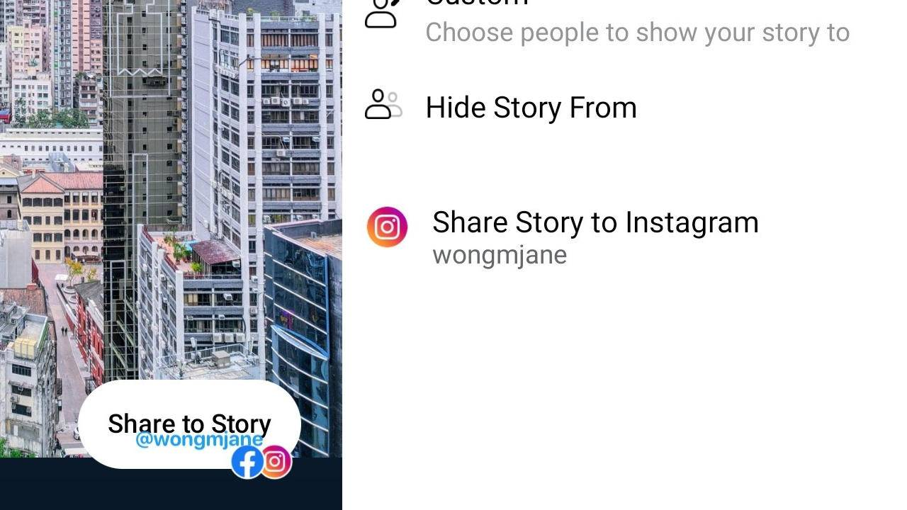 Facebook Stories may be coming to Instagram soon