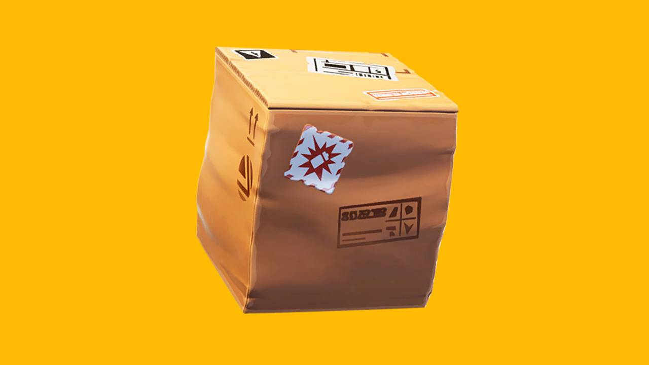 Fortnite cardboard box glitch makes players totally invisible