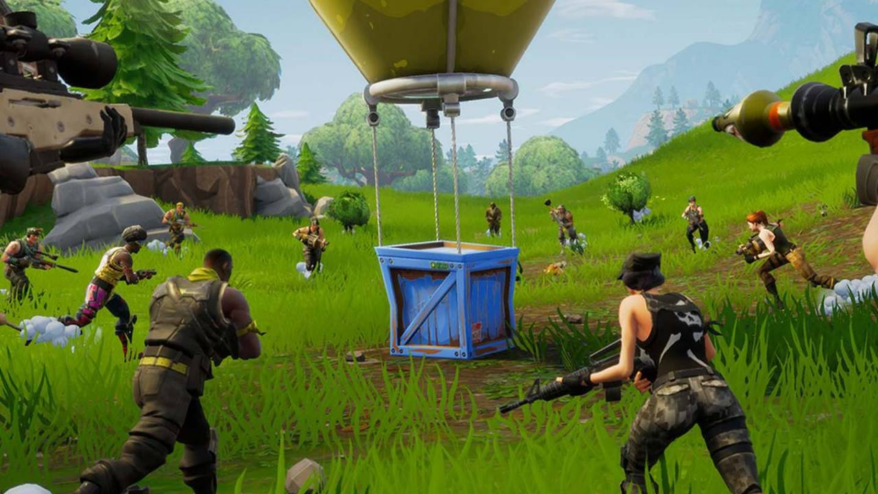 Fortnite tweaks Team Rumble because players keep leaving matches