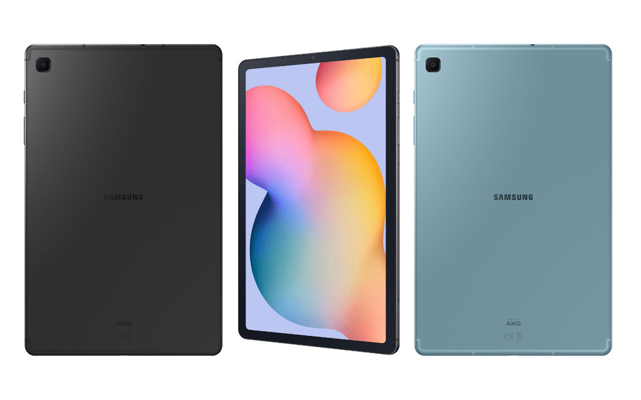 Galaxy Tab S6 Lite Specs And Images Leaked Completely Slashgear