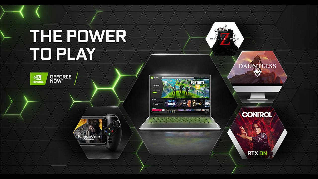 NVIDIA GeForce NOW game streaming to add new titles every week