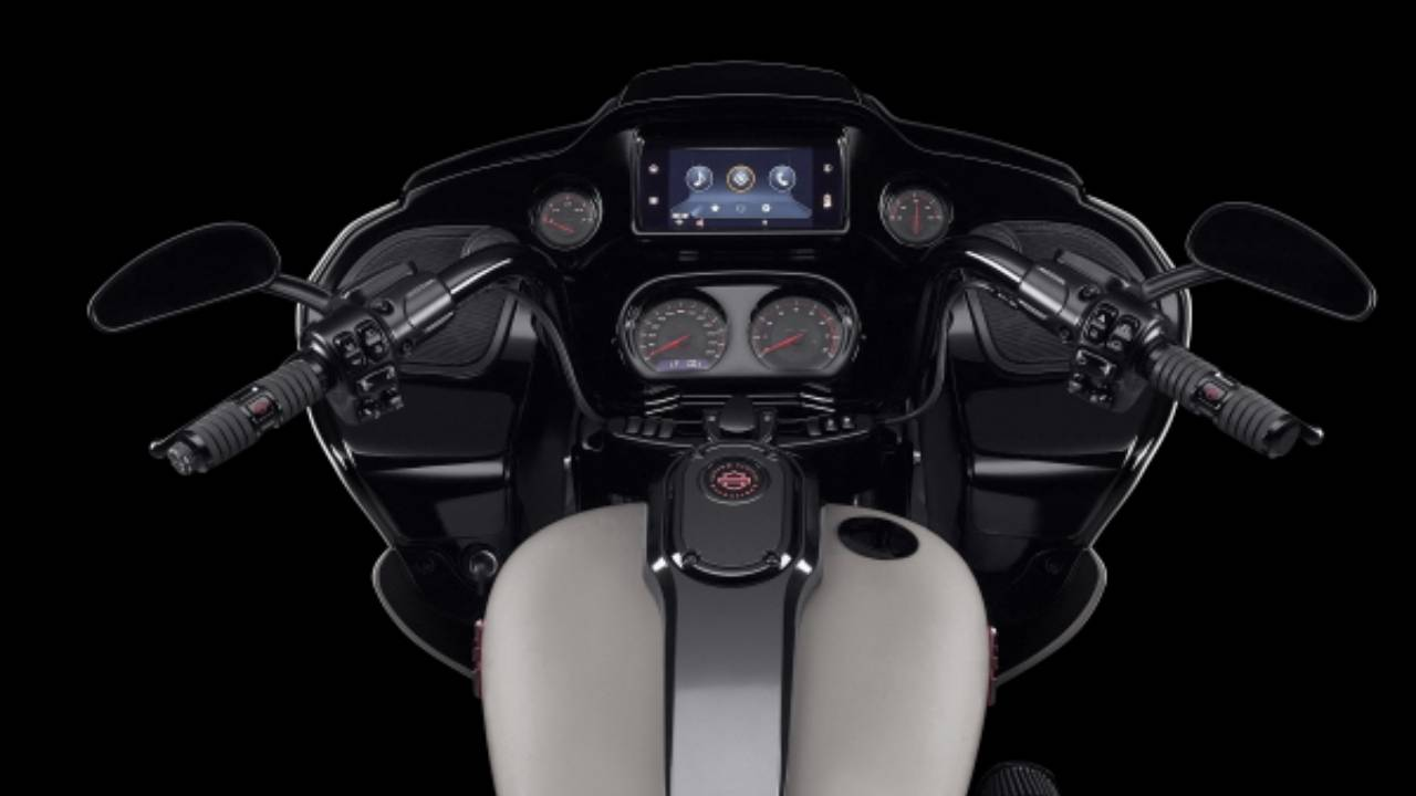 Android Auto is finally coming to Harley-Davidson bikes