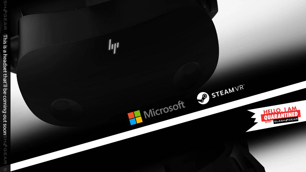 """HP Reverb G2 teased as """"the new standard in VR"""" with Valve, Microsoft"""