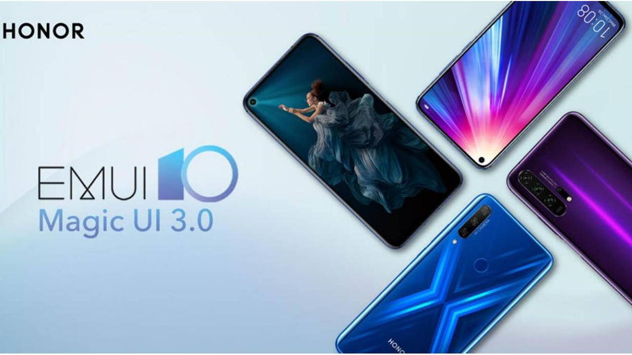 Honor Magic UI 3.0 will bring Android 10 to flagship phones next week