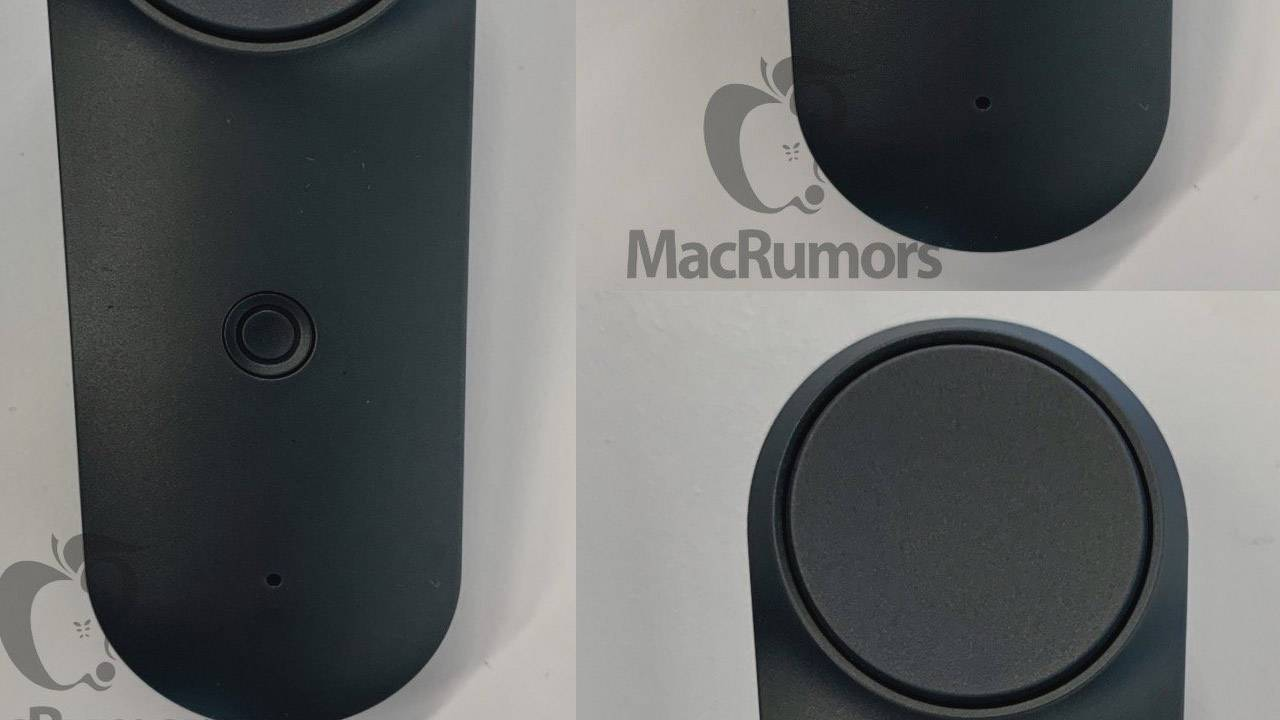 Apple AR/VR headset controller test device leaked