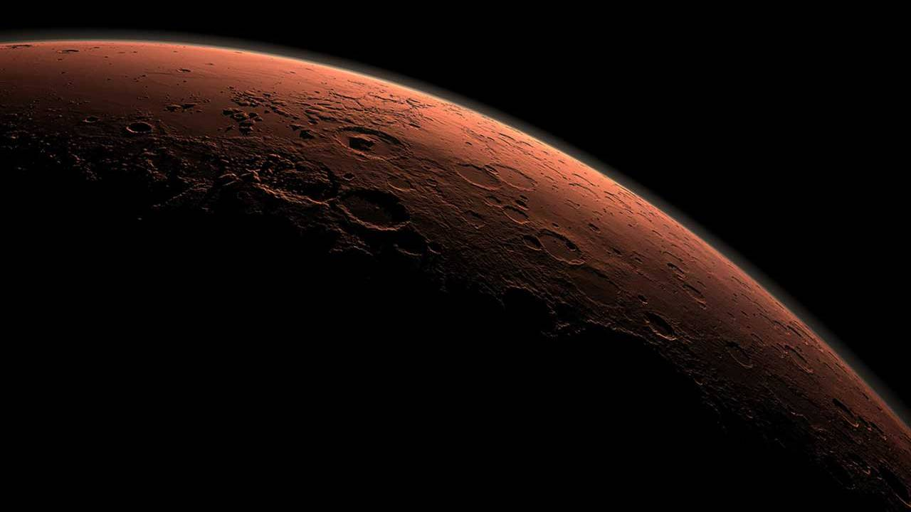 Organic molecules discovered on Mars are consistent with early life