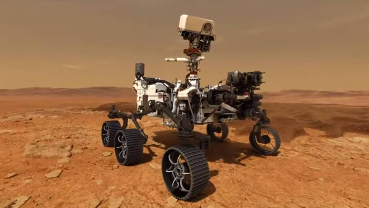 NASA Mars 2020 rover's name will be revealed live on March 5