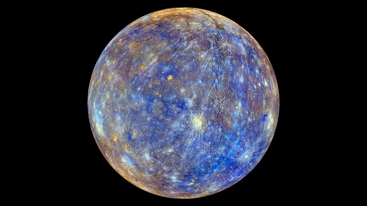Scientists say blazing heat on Mercury could help the planet make ice