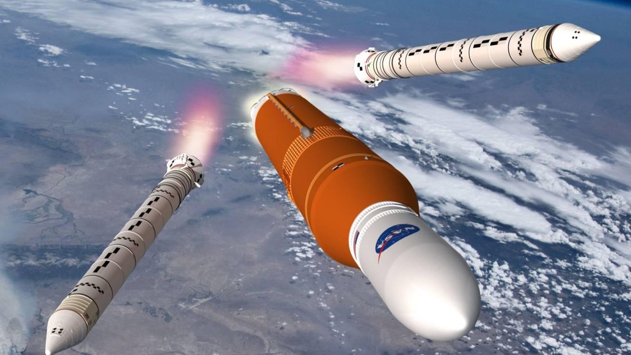 NASA freezes deep-space rocket work after coronavirus outbreak
