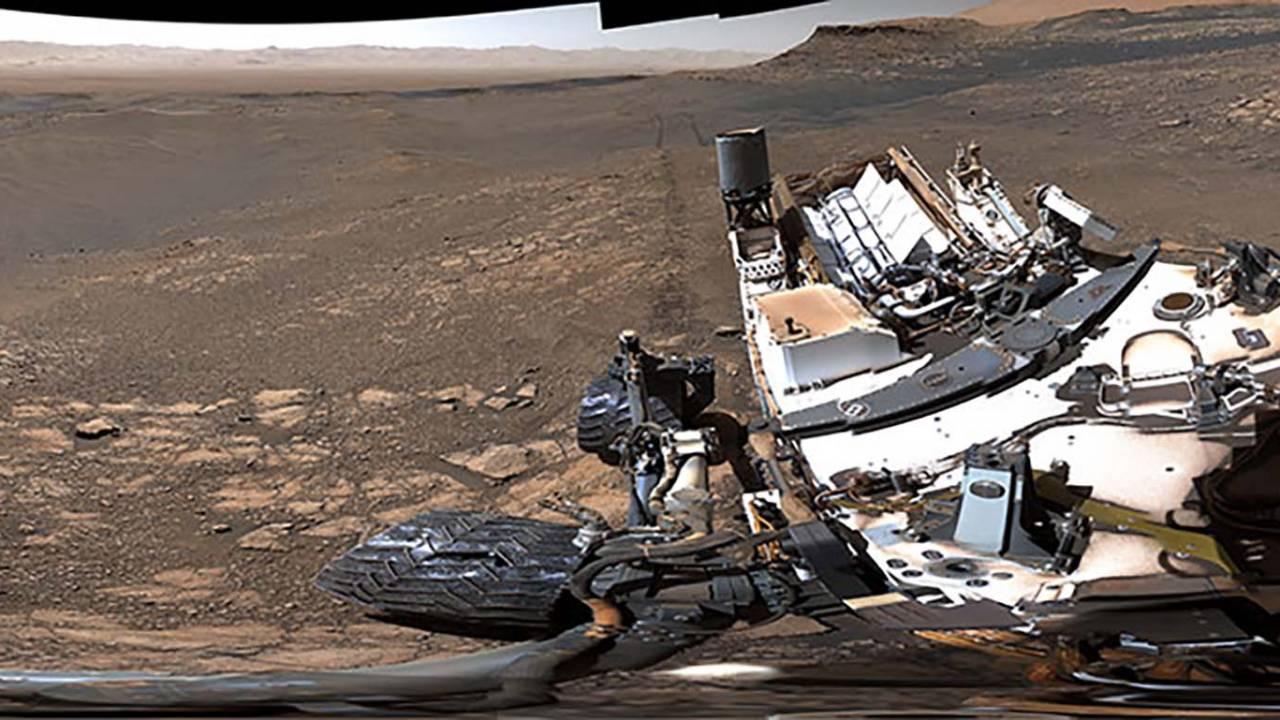 NASA Curiosity rover captures massive 1.8 billion-pixel Mars panorama
