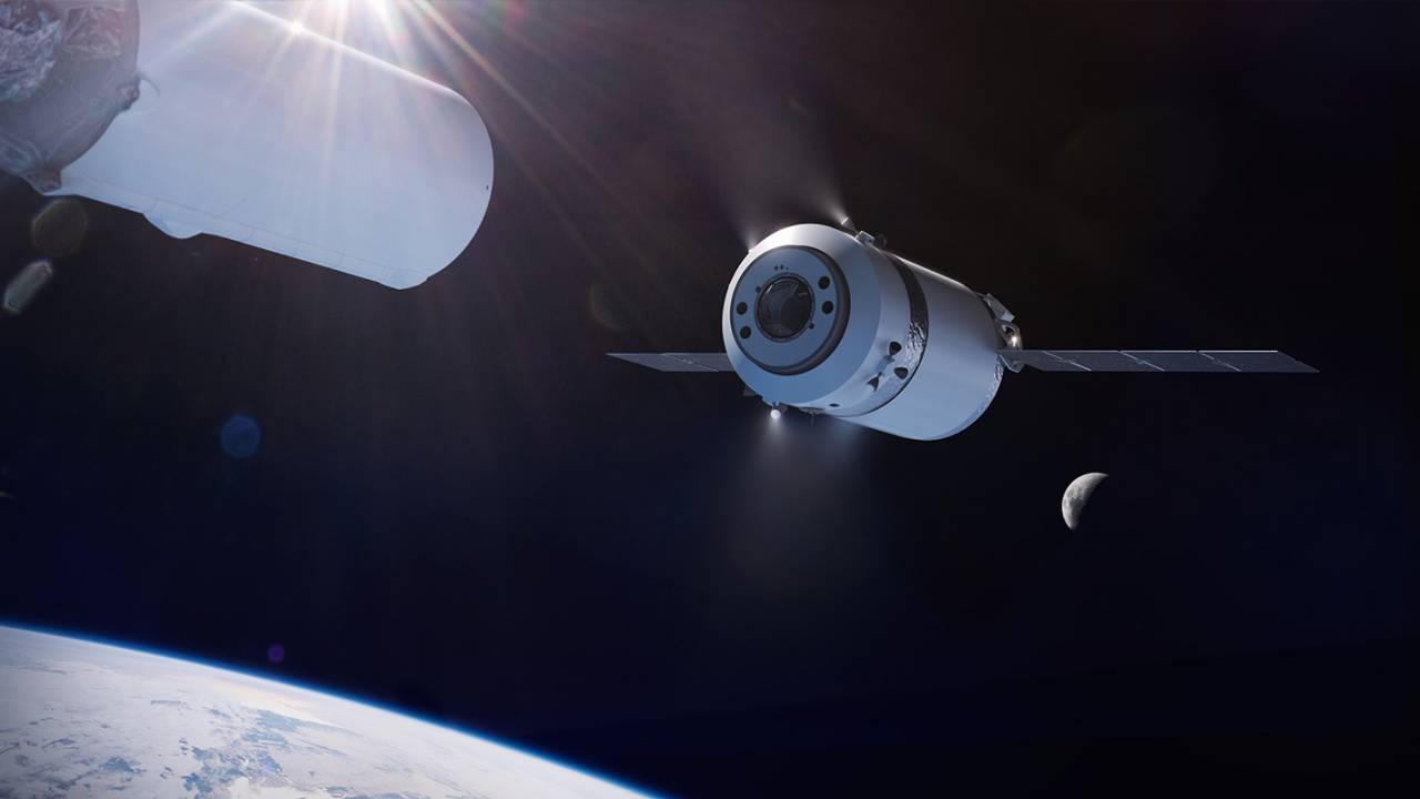 NASA taps SpaceX for future cargo deliveries to the lunar Gateway