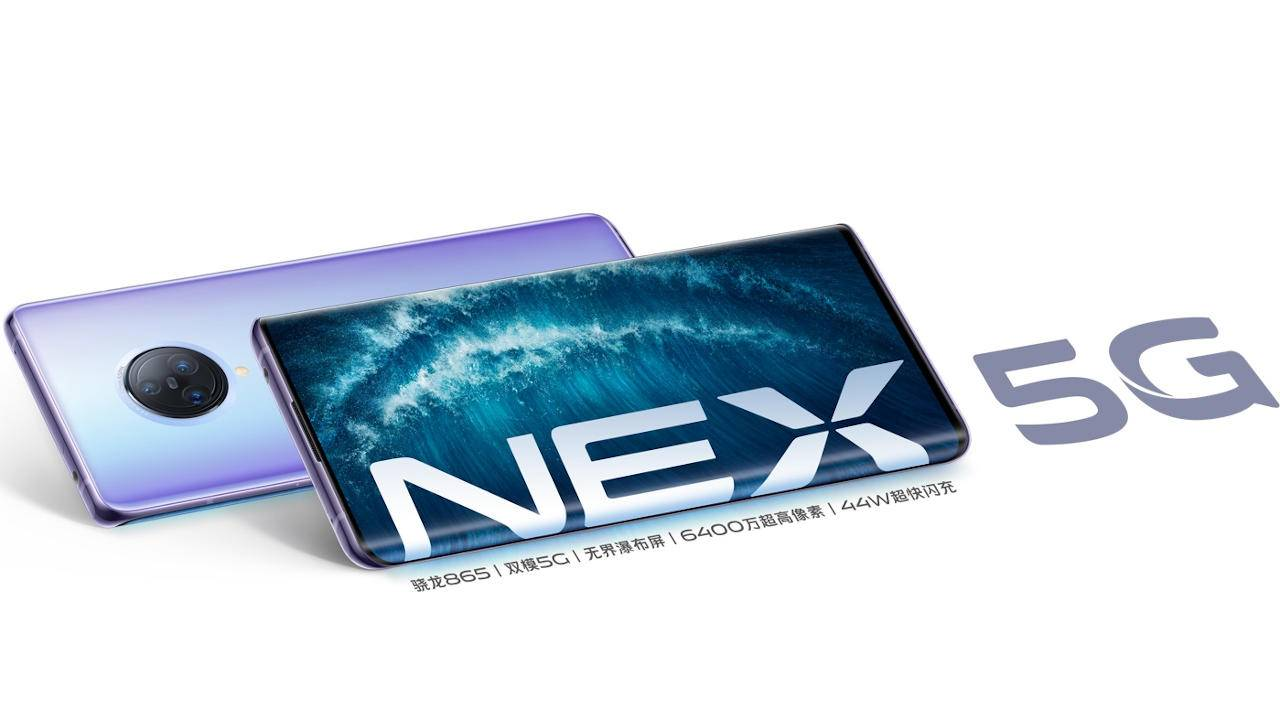 Vivo NEX 3S 5G upgrades are mostly invisible