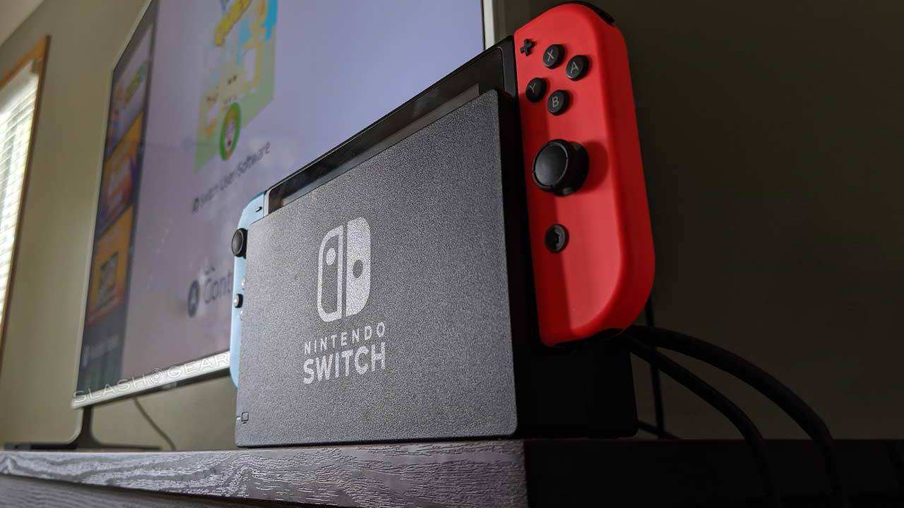 Nintendo Switch network services are all down – it's not just you