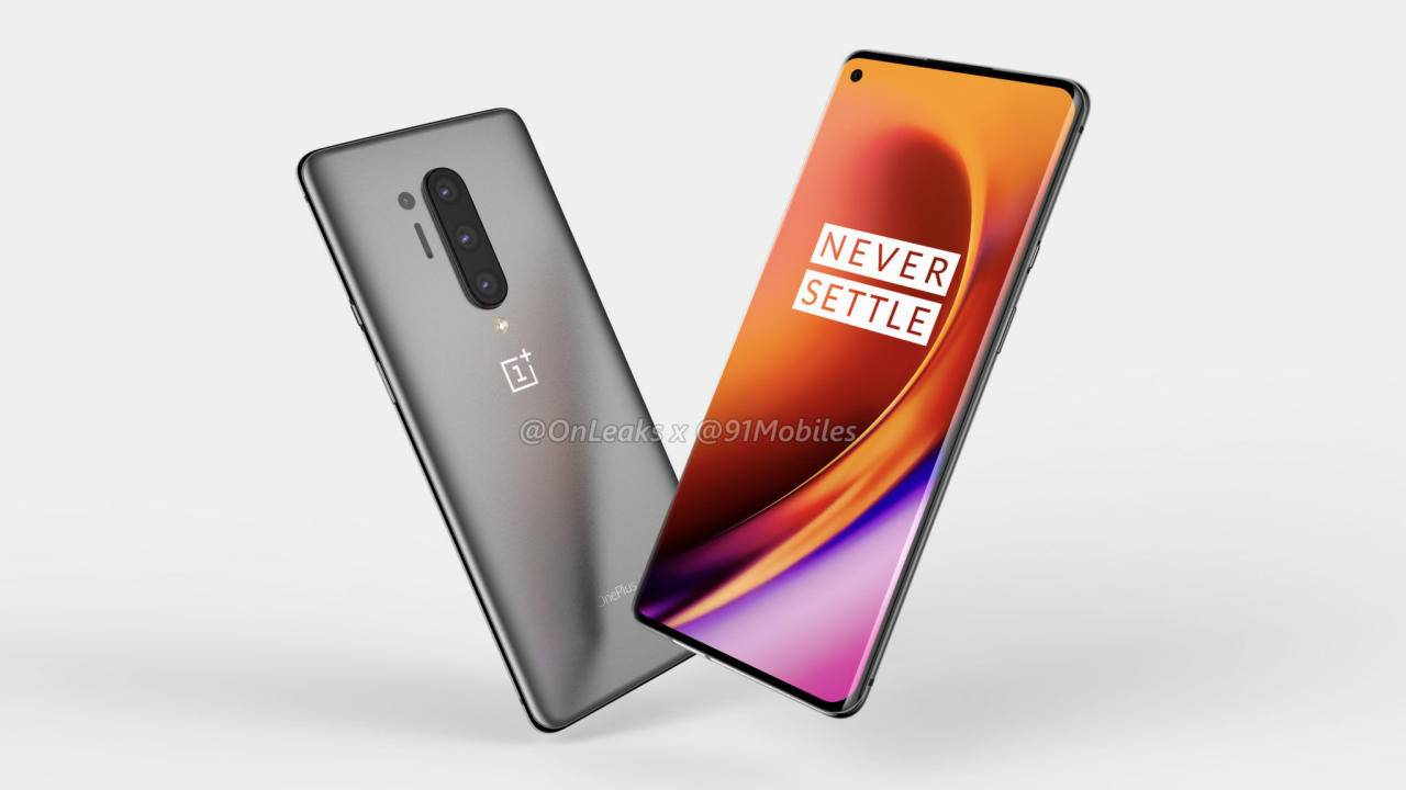 OnePlus 8 and OnePlus 8 Pro specs leaked entirely