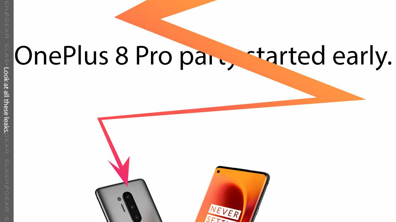 Iron Man seals it: OnePlus 8 Pro details leak before release date