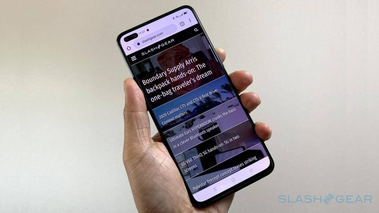 OPPO Reno 3 Pro Review: Camera focus