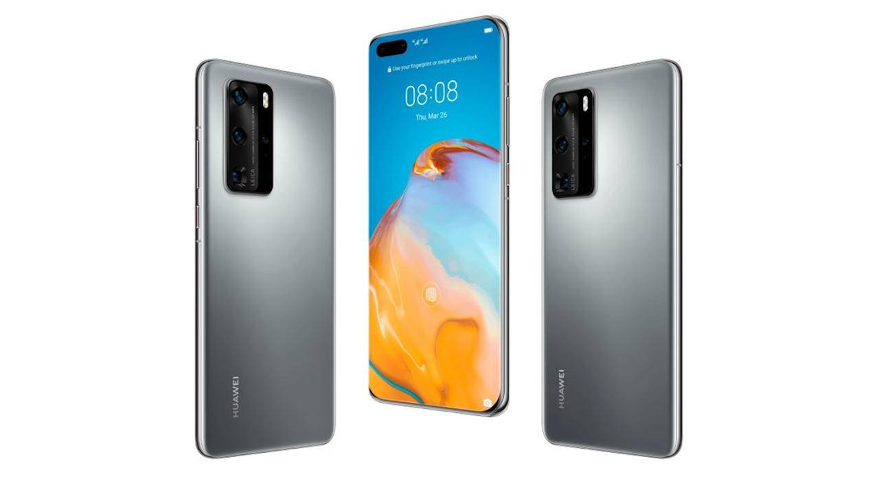 Huawei P40 leaks include a new P40 Pro Plus 5G