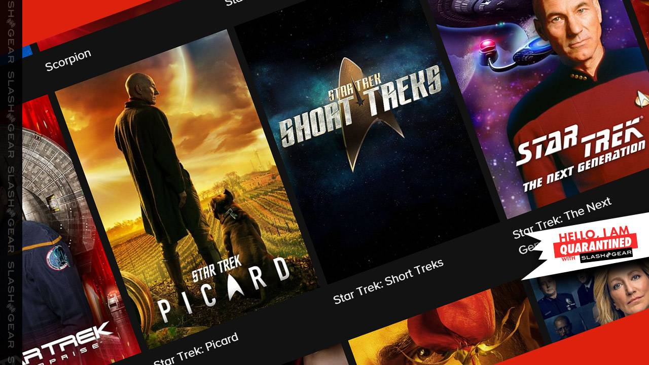 All Star Trek Picard episodes stream free for a month