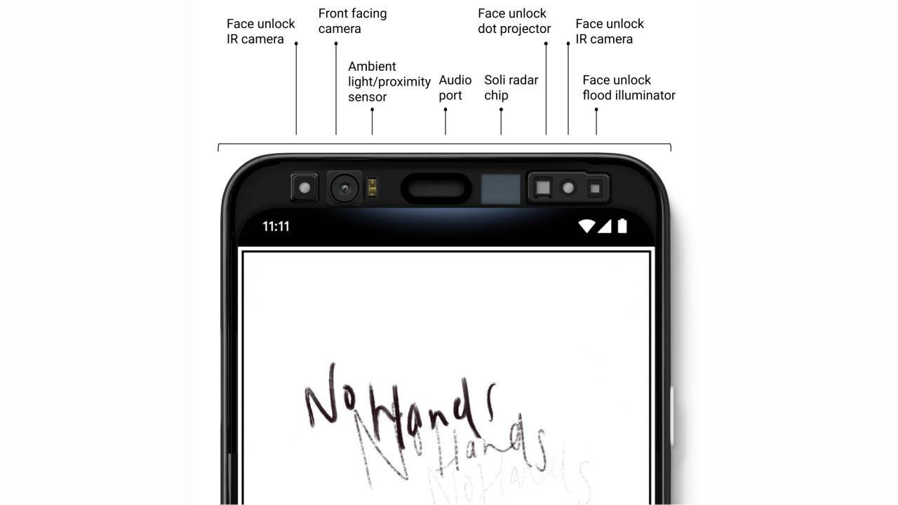 Pixel 4 Soli radar gesture recognition isn't as simple as we thought