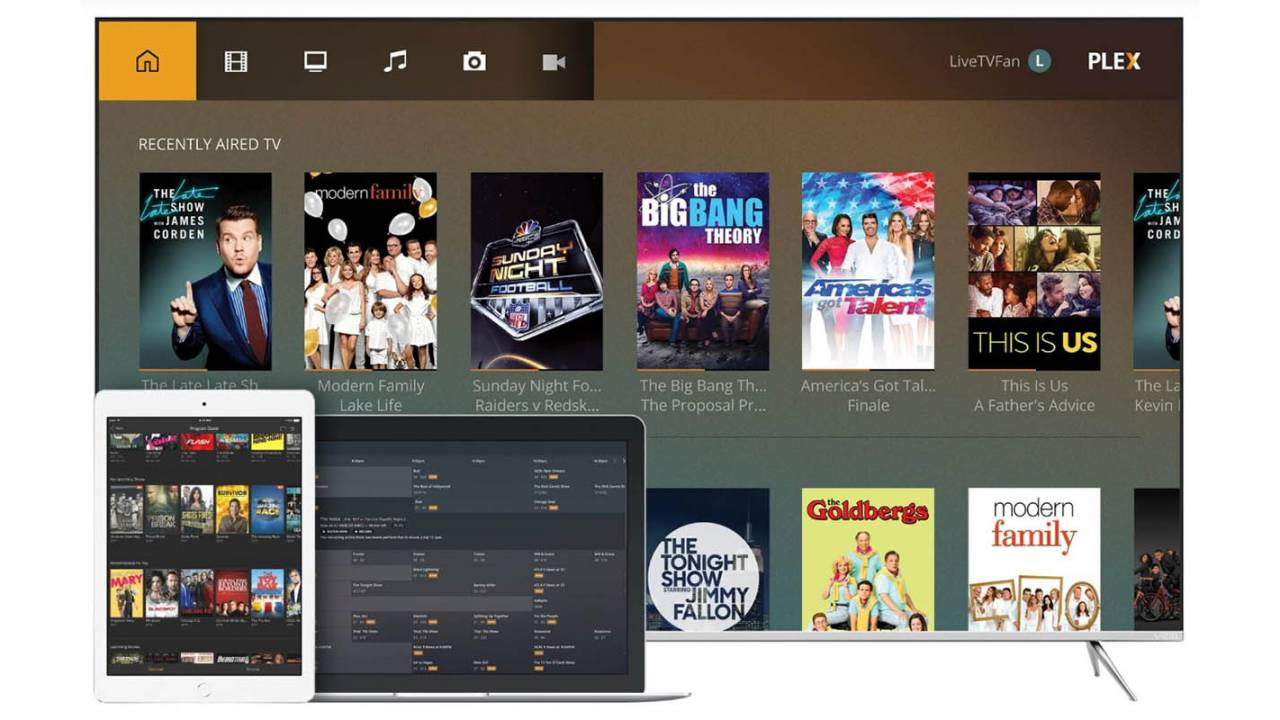 Plex makes its Live TV feature free to everyone for three months