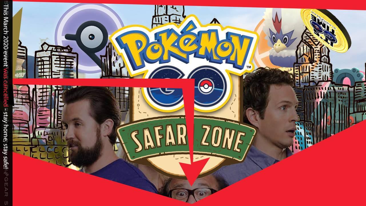 Pokemon GO and Shiny Darkrai, Safari Zone refund for COVID-19