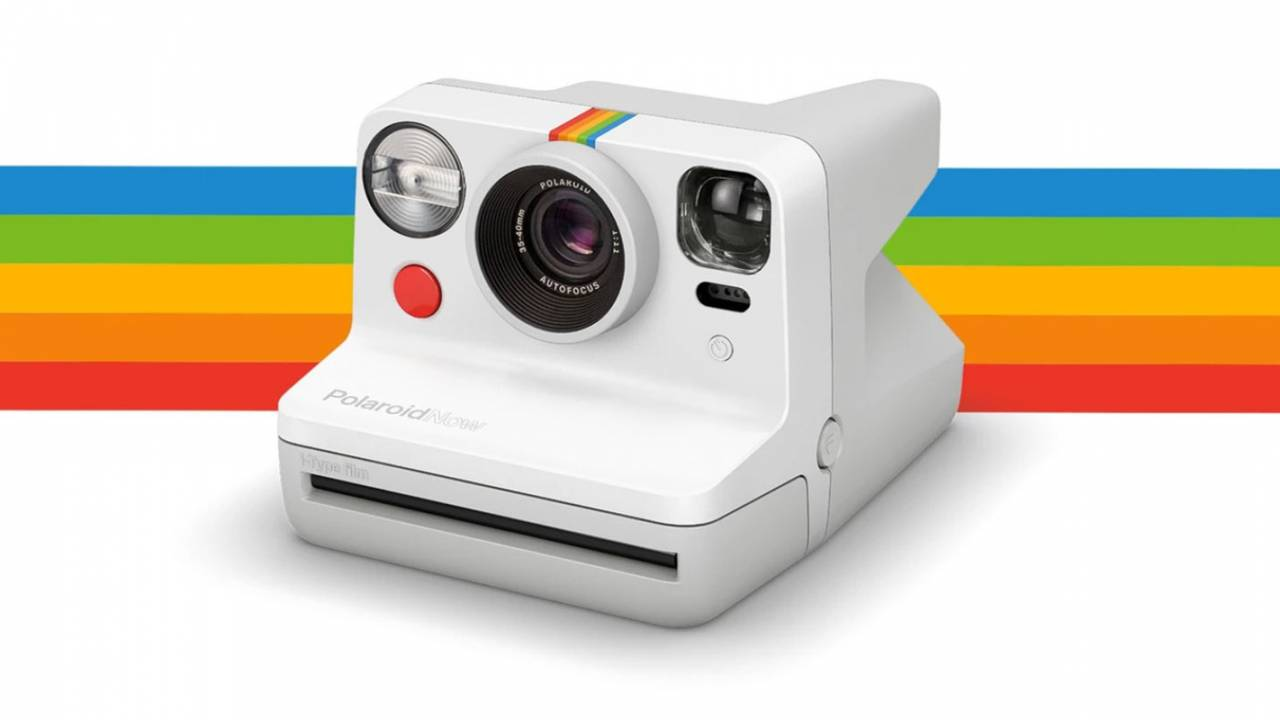 Polaroid Now instant camera pairs classic look with basic features