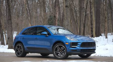 The Porsche Macan S nails the sports crossover sweet-spot