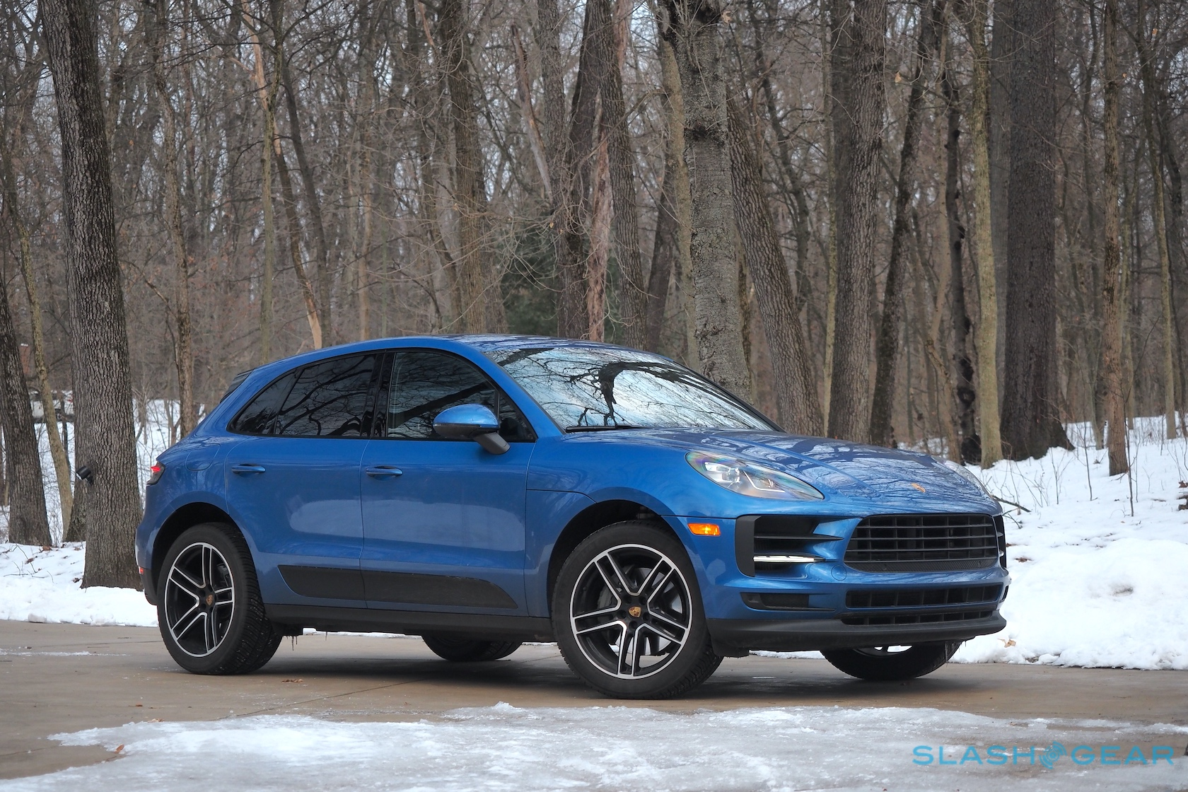 The Porsche Macan S Nails The Sports Crossover Sweet Spot Slashgear