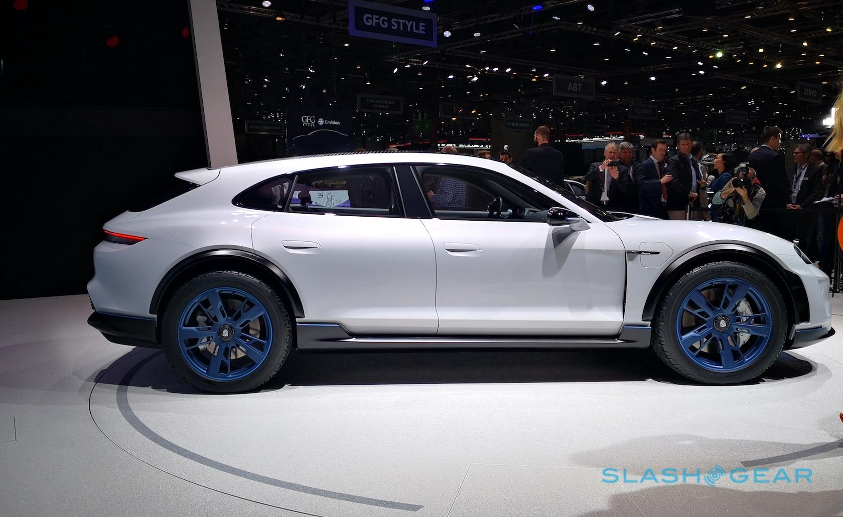 Porsche Taycan Cross Turismo Release Date Detailed As Ev Range Grows Slashgear