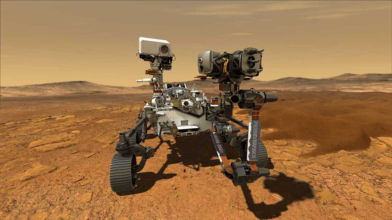 NASA's Mars Perseverance Rover is reaching pre-launch milestones almost daily