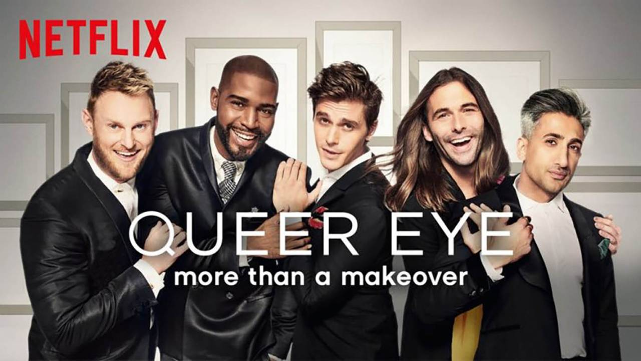 Netflix renews Queer Eye original reality show for its sixth season