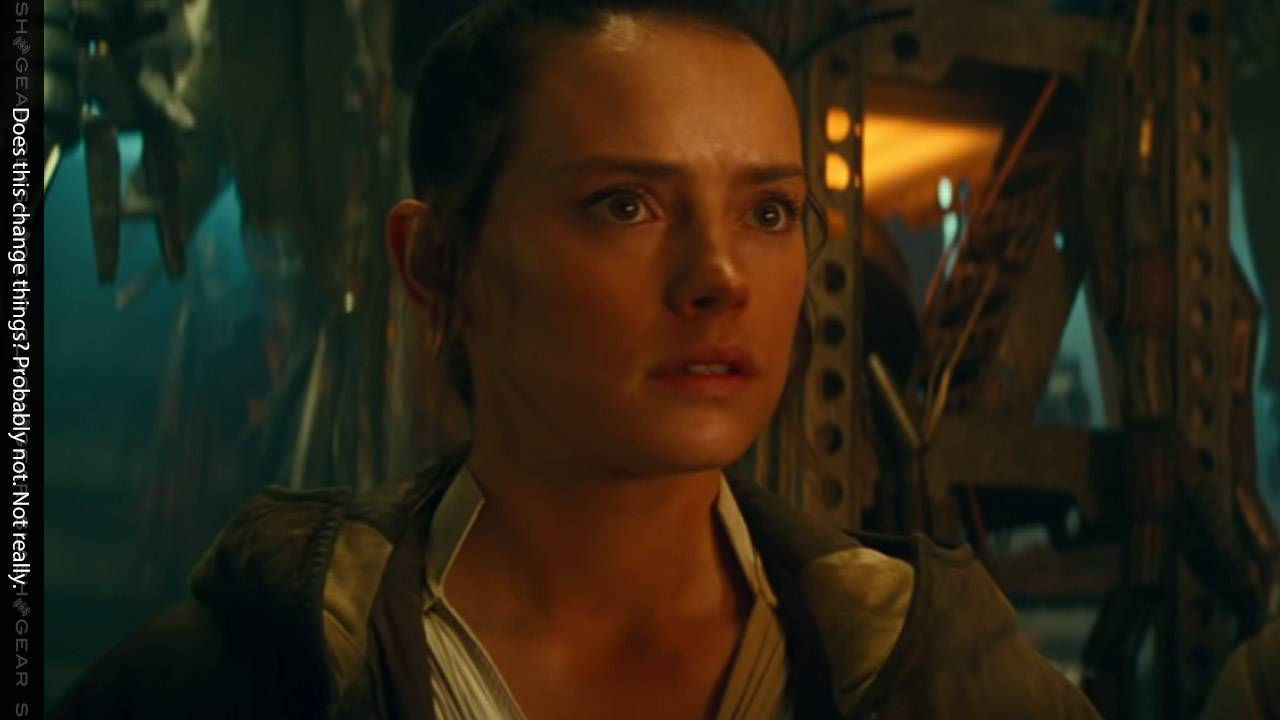 Star Wars: The Rise of Skywalker novel edits Rey's parents, yet again