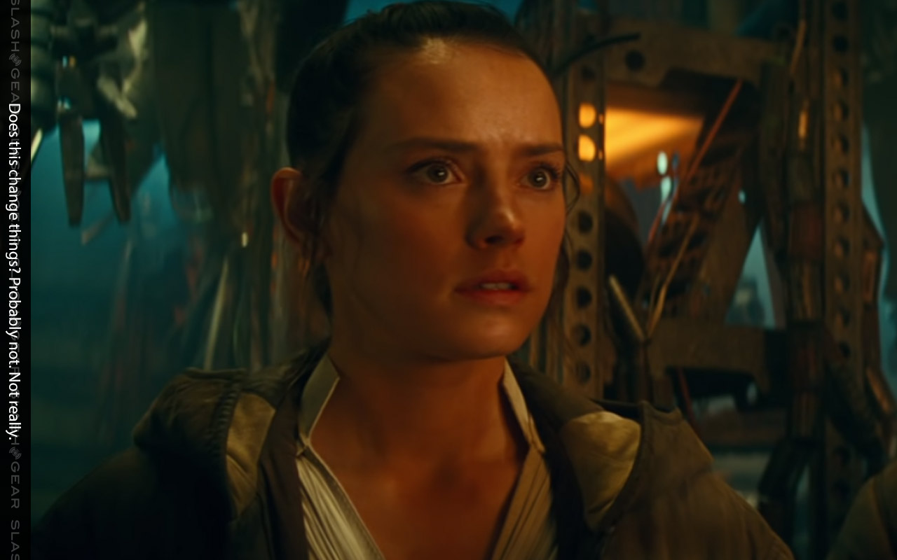 Star Wars The Rise Of Skywalker Novel Edits Rey S Parents Yet Again Slashgear