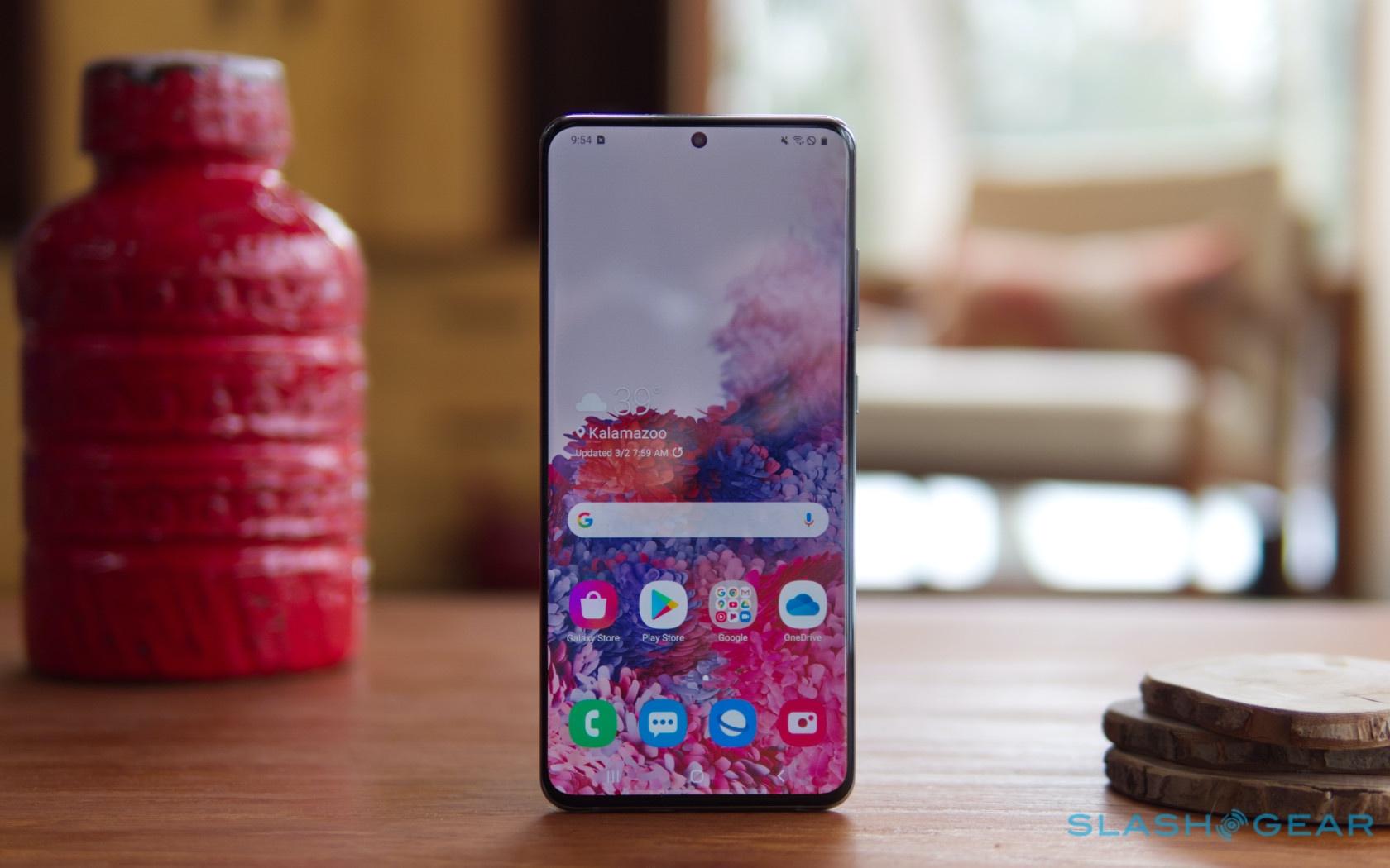 Samsung Galaxy S20 Ultra Review Too Much Slashgear