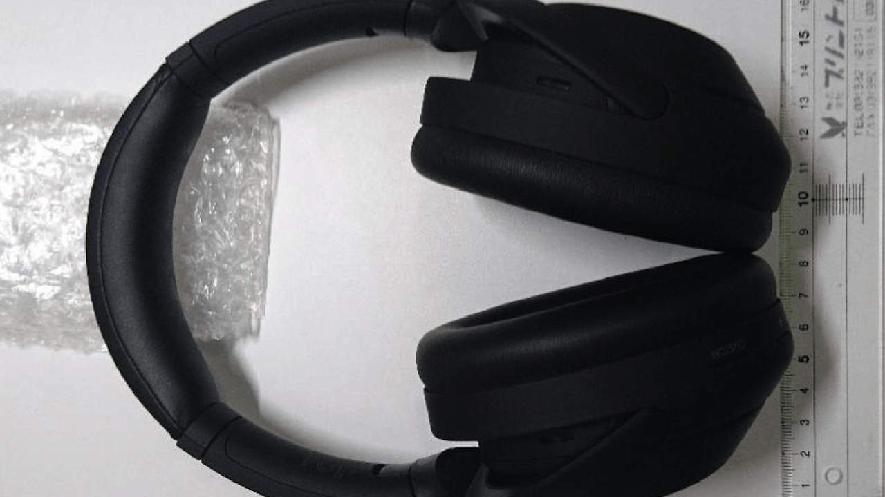 Sony WH-1000XM4 headphones leak and the upgrade could be huge