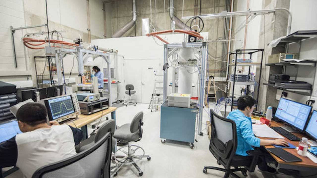 University of Waterloo researchers split one photon into three