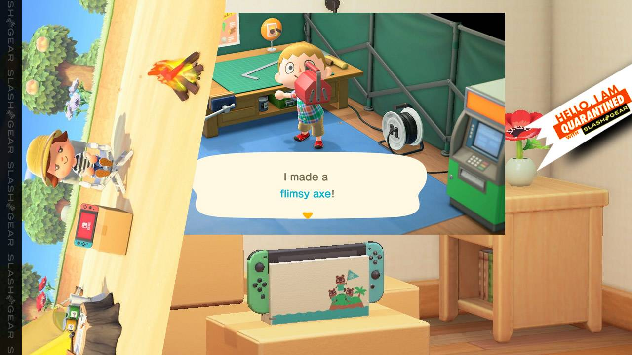 More Free Items In Animal Crossing New Horizons Slashgear