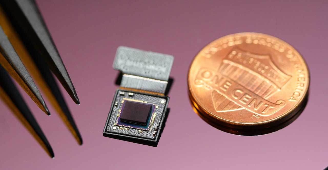 KAIST researchers develop an ultra-thin camera with an insect eye structure