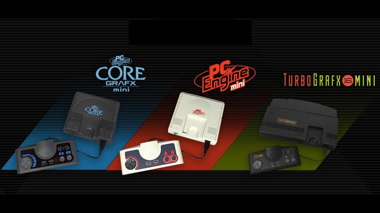Konami TurboGrafx-16 Mini delayed until further notice due to COVID-19