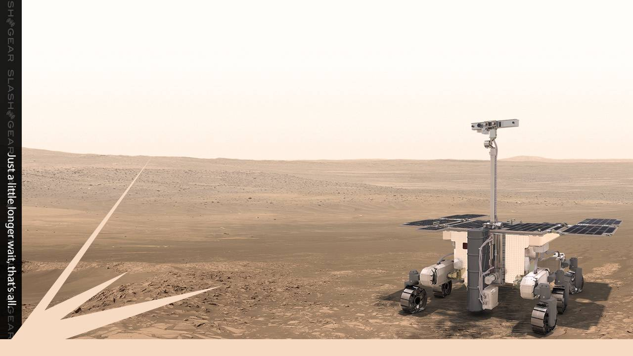 ESA: We're going to Mars in 2022, but better this time