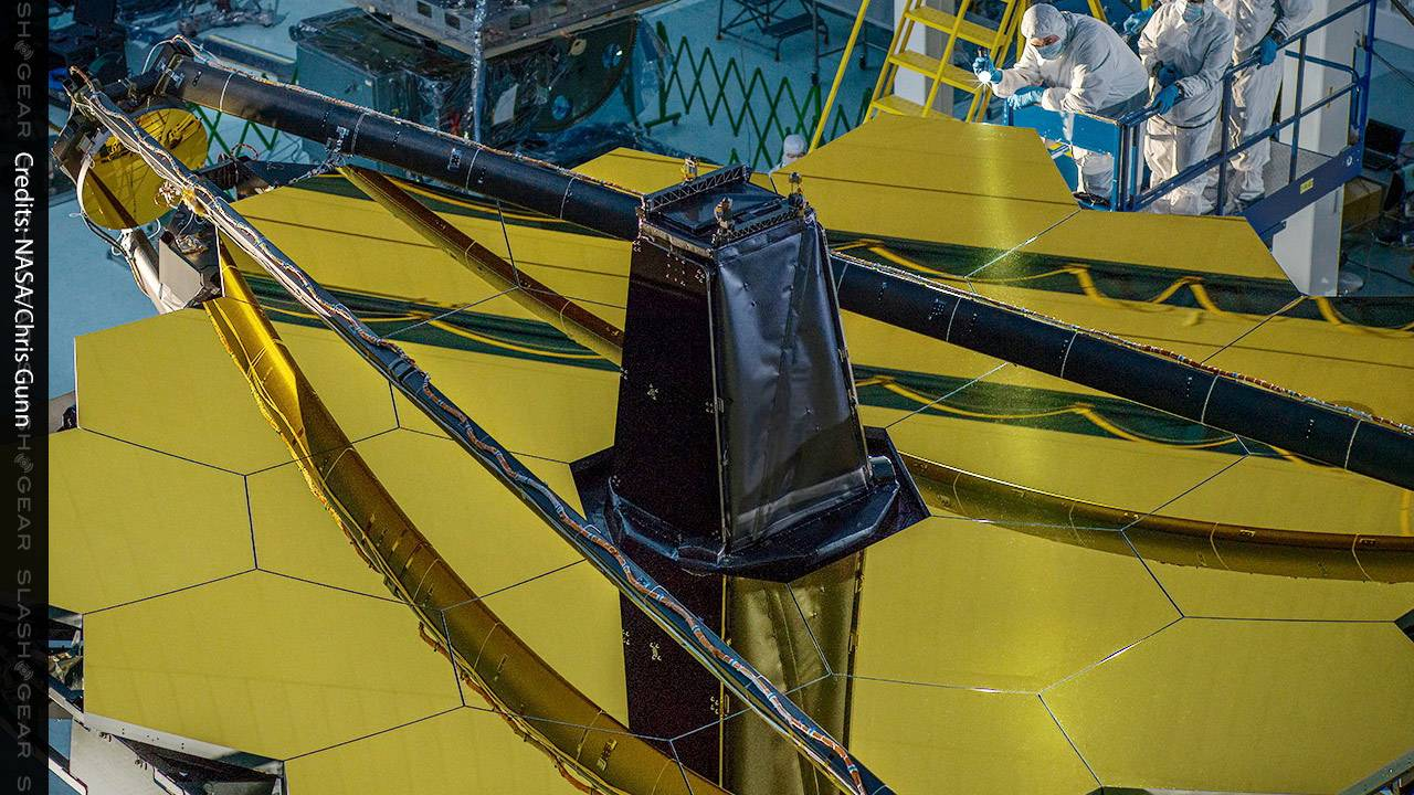 NASA Webb telescope launch 1-year countdown begins
