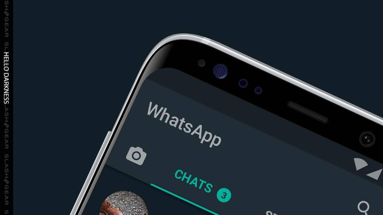 The most important WhatsApp update ever: Dark Mode