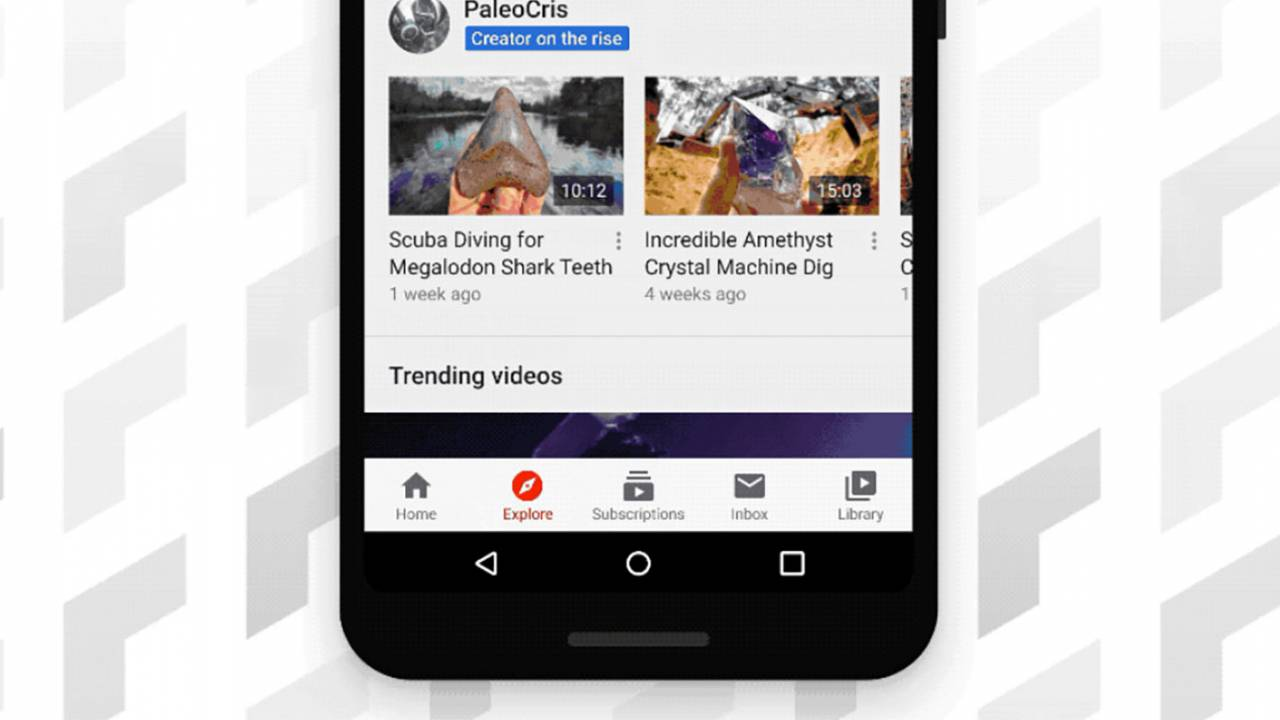 YouTube finally rolls out mobile app Explore tab for everyone