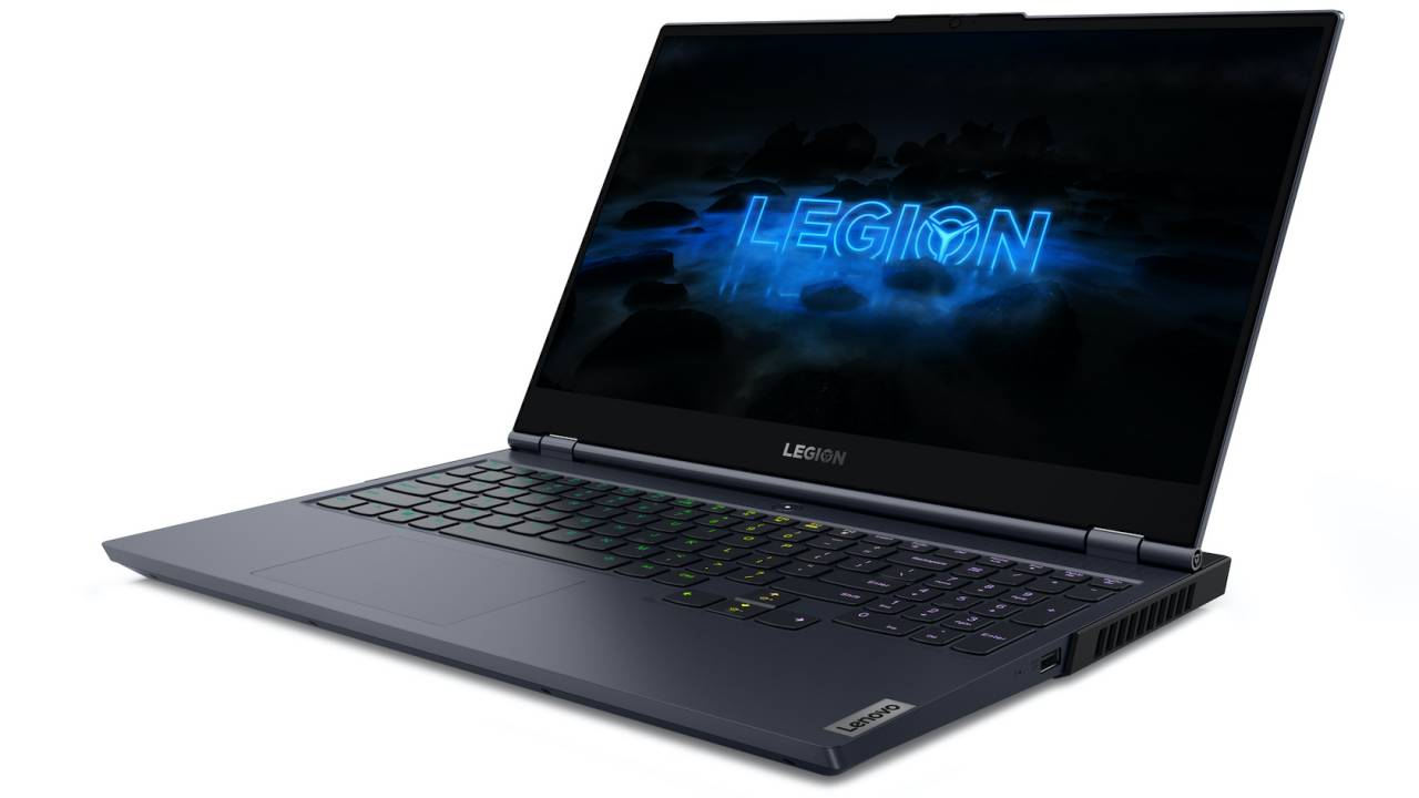Lenovo Legion 7 leads gaming PCs upgrade: Intel & AMD out to play