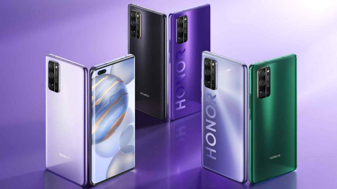 Honor 30 Pro+ leads new 30 Series with 50MP and 50x periscope zoom