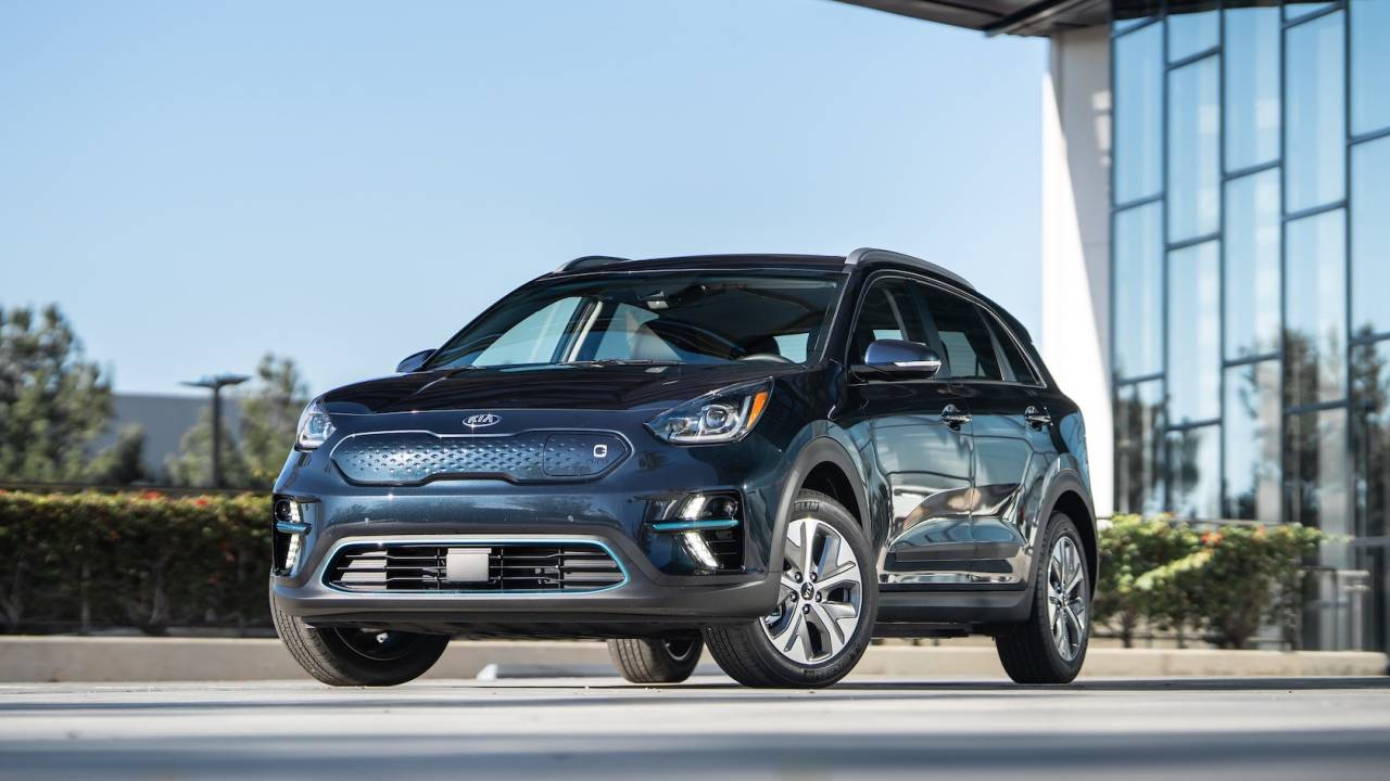 "Kia Niro EV gets cheaper DC fast charging ""Kia Select"" plan"