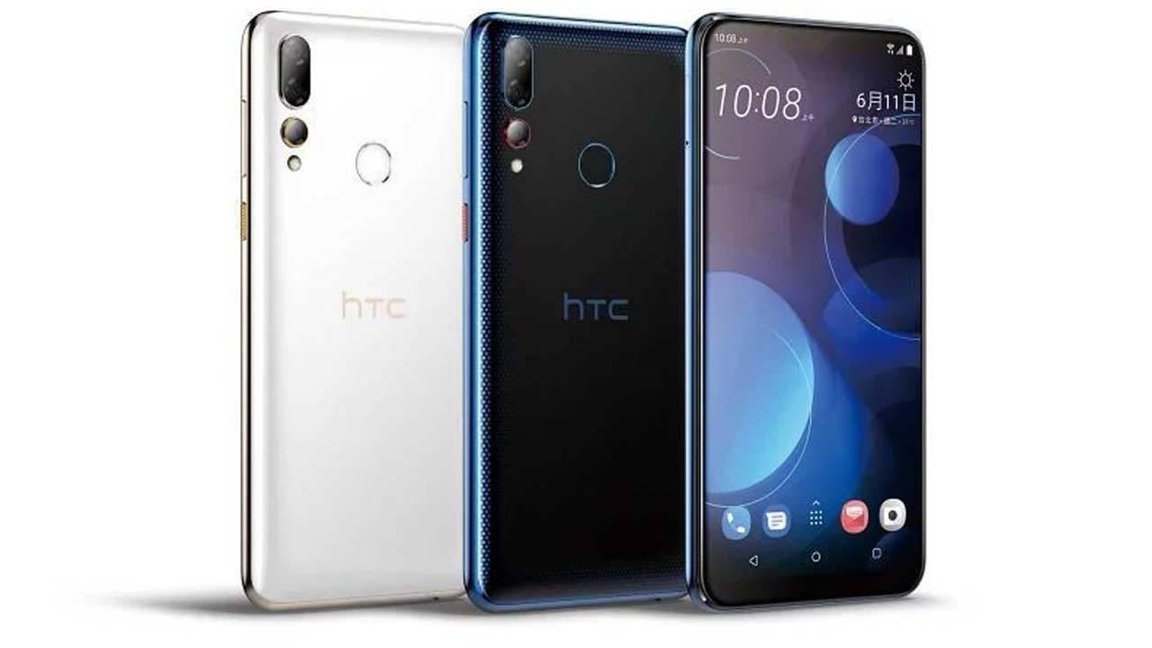 Характеристики HTC Desire 20 Pro утекли в сеть через консоль Google Play