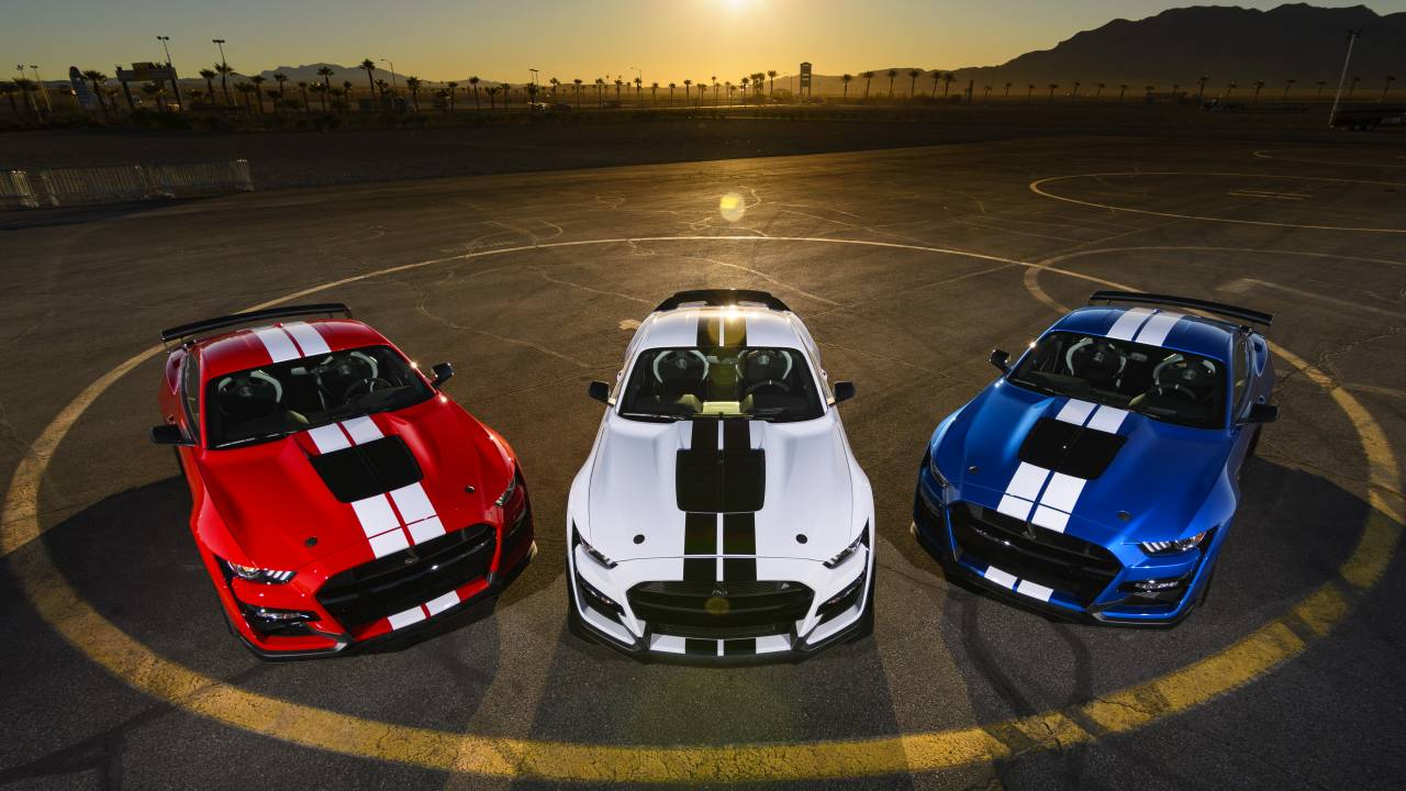 Ford Mustang celebrates 56th birthday as the world's best-selling sports car