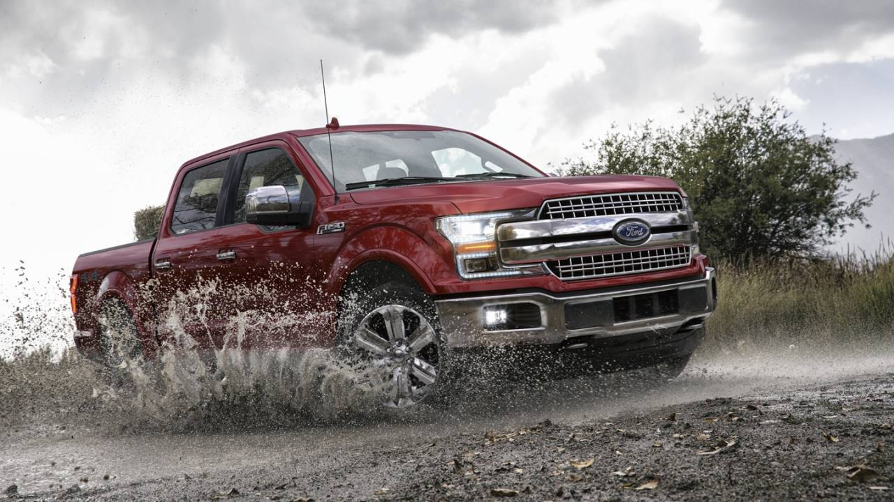 2021 Ford F-150 Hybrid asks a tough range question