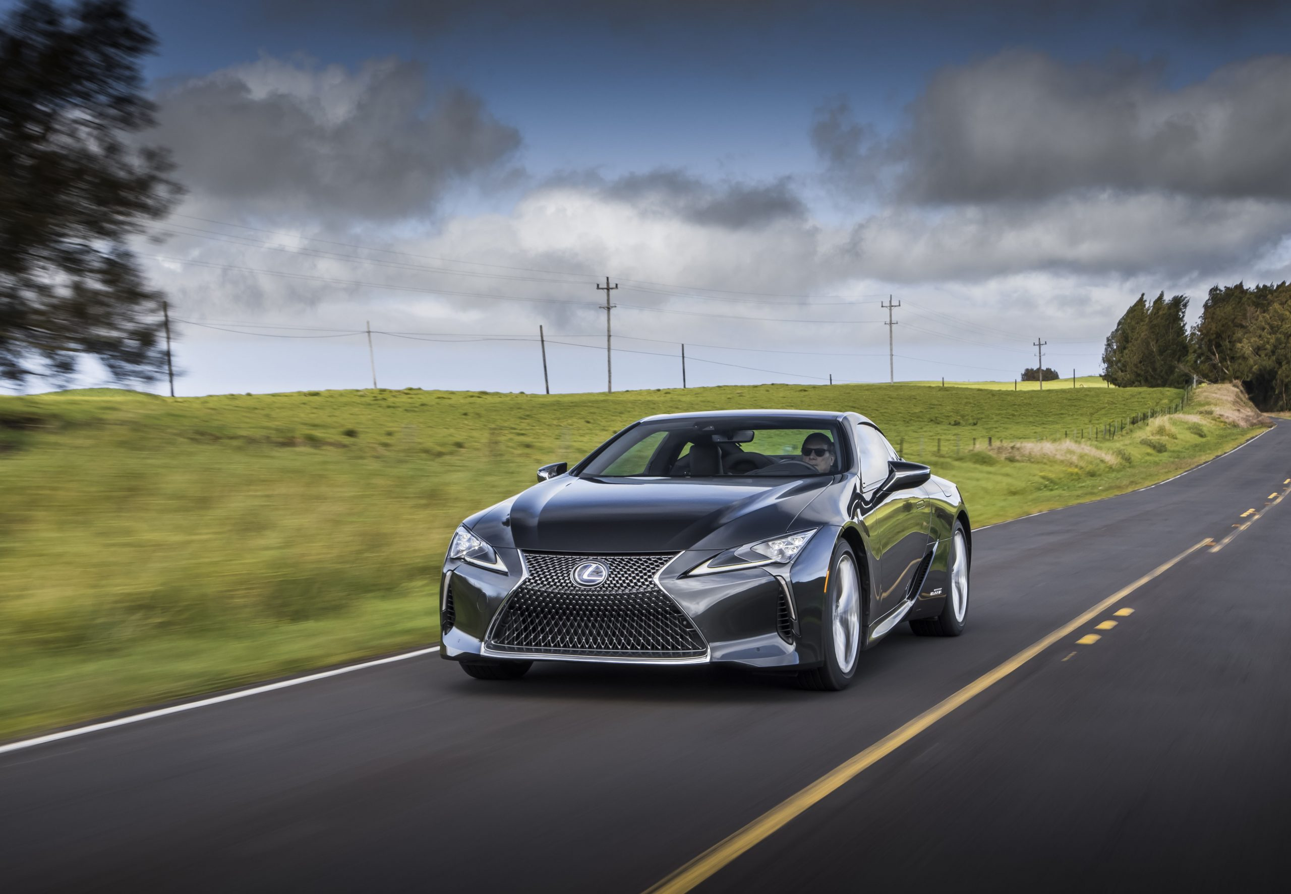 2021 lexus lc 500 and lc 500h receive modest updates and